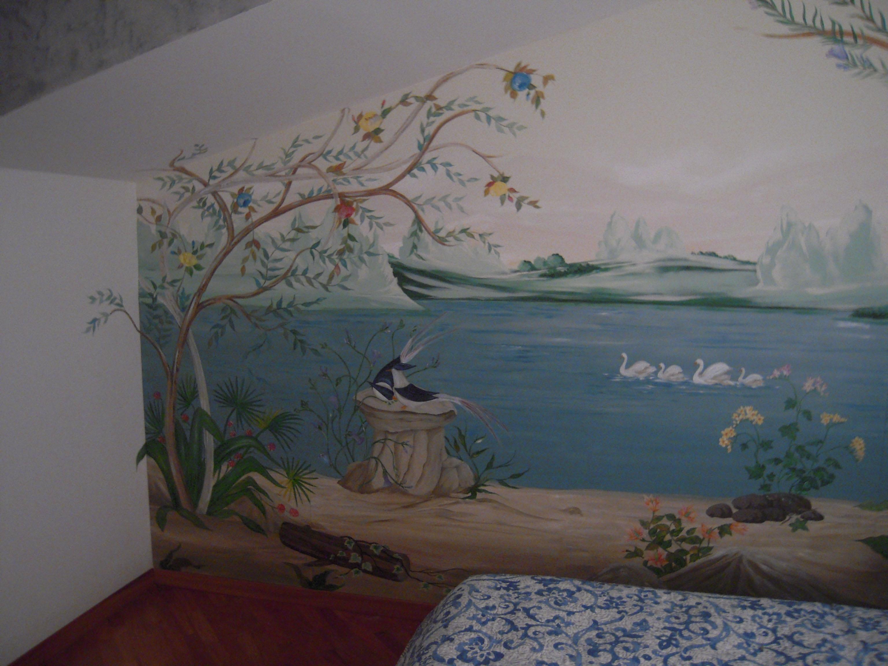 Decorazioni su pareti  L'Esclusivo