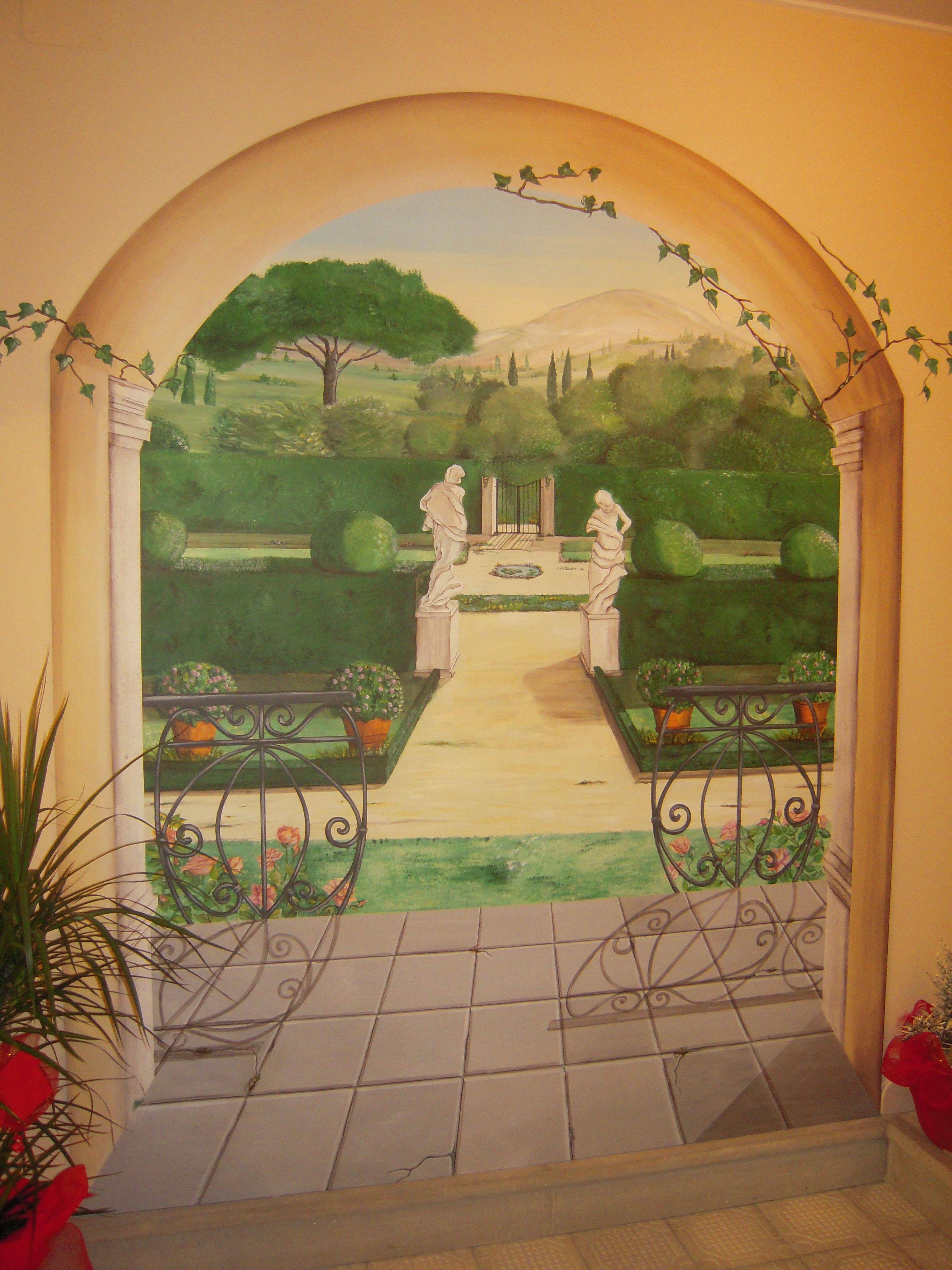 decorazioni parete 4